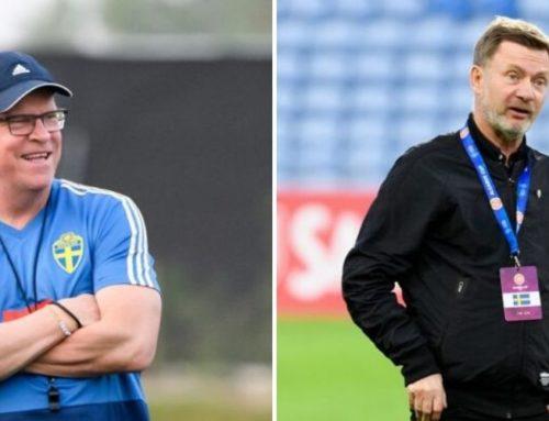Svenska fotbollsförbundet permitterar förbundskaptenerna och annan personal