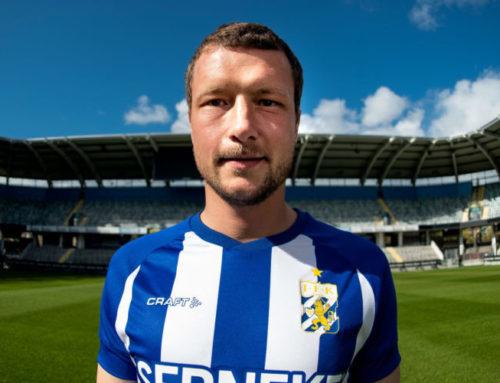 Landslagsspelaren Jakob Johansson är klar för IFK Göteborg