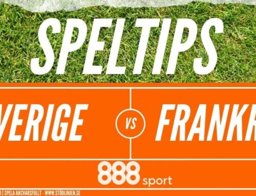 SPELTIPS 5/9: Nations League | Sverige – Frankrike