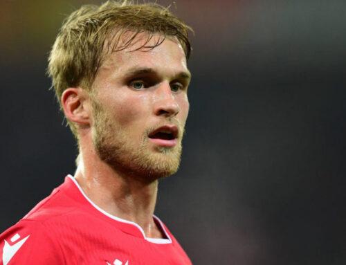 Landslagsanfallaren klar för FC Köln