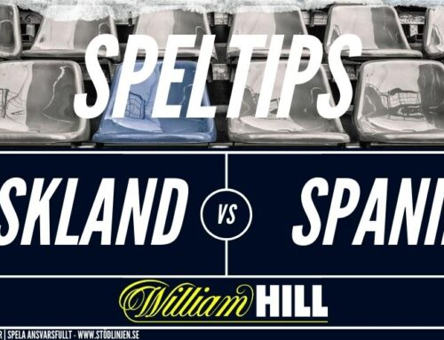 SPELTIPS 3/9: Nations League | Tyskland – Spanien