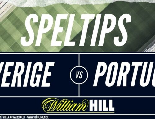 SPELTIPS 8/9: Nations League | Sverige – Portugal