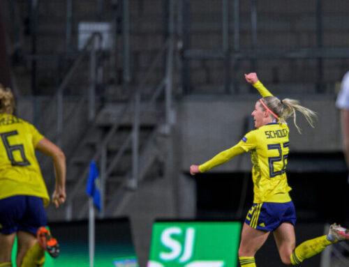 Damlandslaget trupp till den sista EM-kvalmatchen