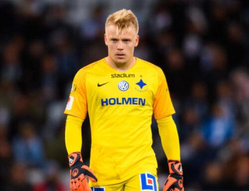 IFK Norrköpings målvakt Isak Pettersson kallas in till landslaget
