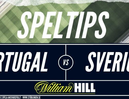 SPELTIPS 14/10: Nations League | Portugal – Sverige