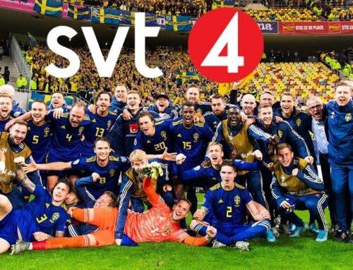 Så sänder SVT & TV4 från fotbolls-EM 2021