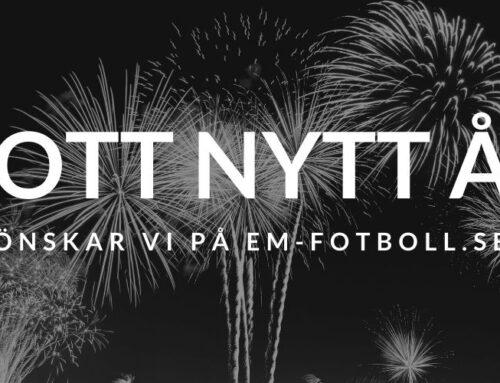 Gott nytt år önskar vi på EM-fotboll.se