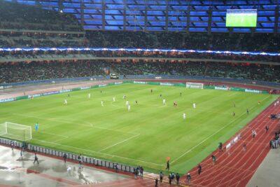 Olympiastadion i Baku