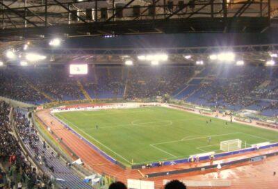 Olympiastadion i Rom