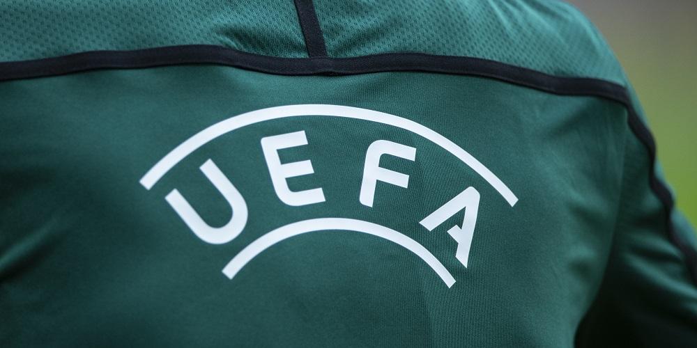 UEFA logga