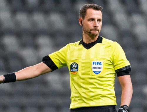 UEFA har valt ut domarna till sommarens EM – Frappart skriver historia