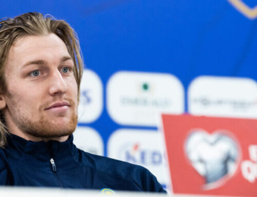 Emil Forsberg förlänger sitt kontrakt med tyska storklubben