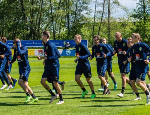 Klart: Sveriges startelva till träningsmatchen mot Finland