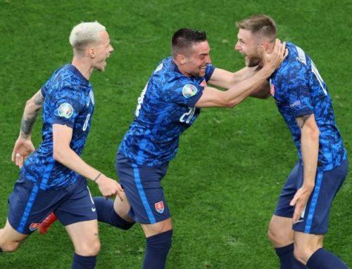 Slovakien meddelar: En spelare och en ledare testade positivt för Covid-19