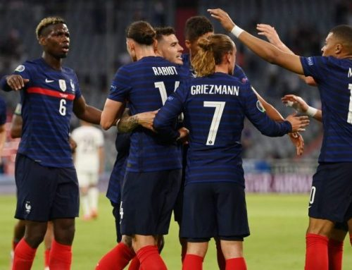 Frankrike till Nations League-final – vände tvåmålsunderläge