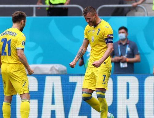 Yarmolenko bakom allt i Ukrainas seger