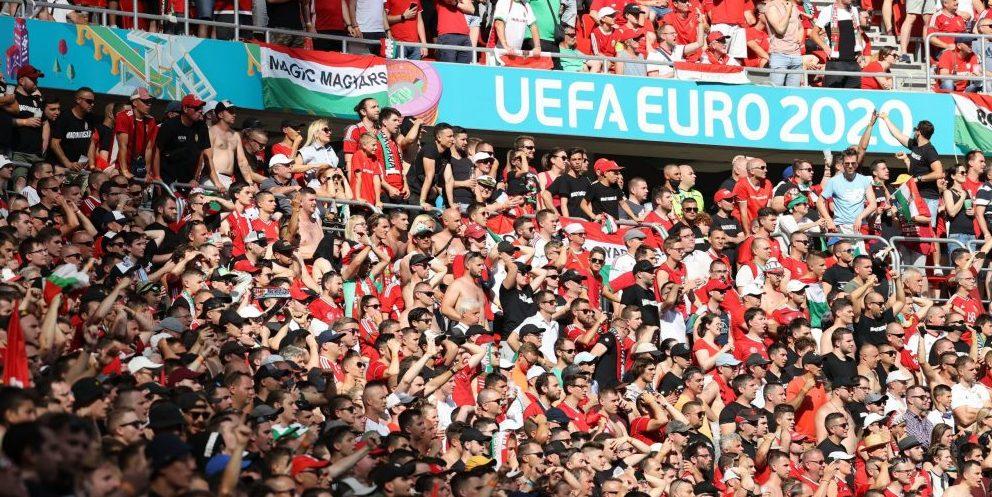 Frankrike chockat – tappade poäng mot Ungern