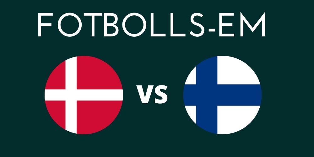 Danmark - Finland