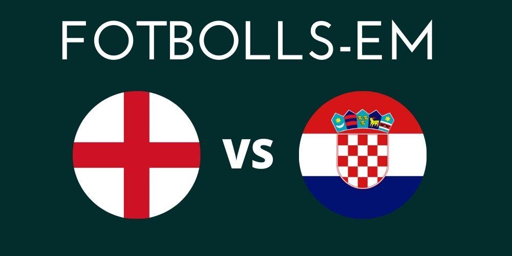 England - Kroatien