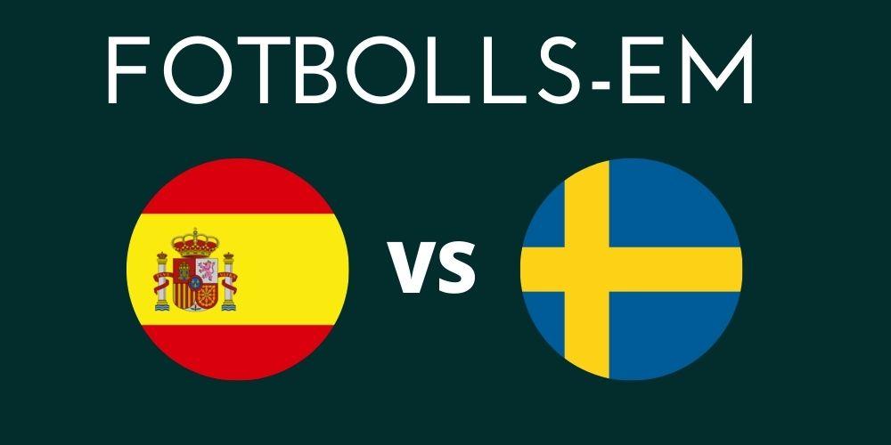Spanien - Sverige