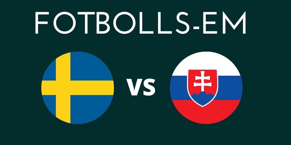 Sverige - Slovakien