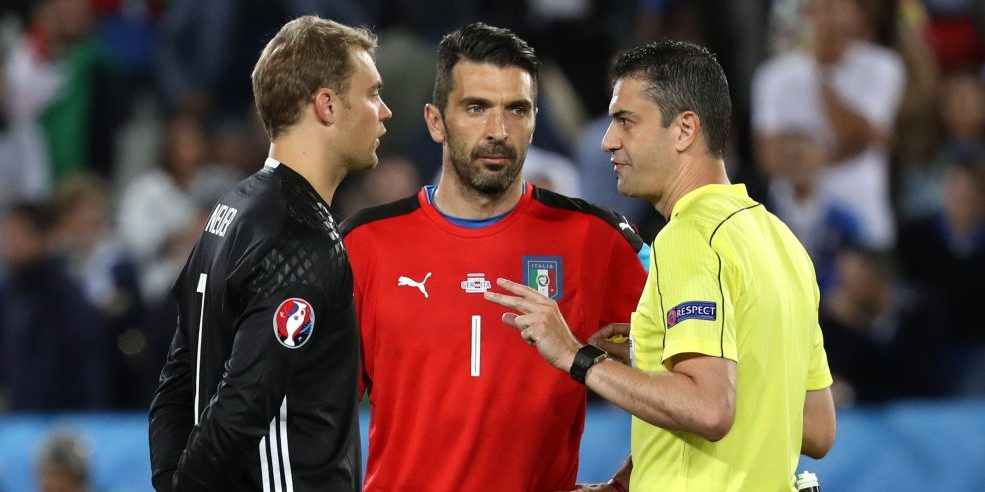 Tyskland - Italien EM 2020