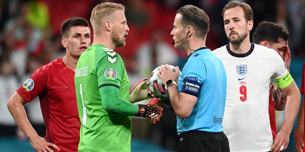 England-Danmark EM 2021