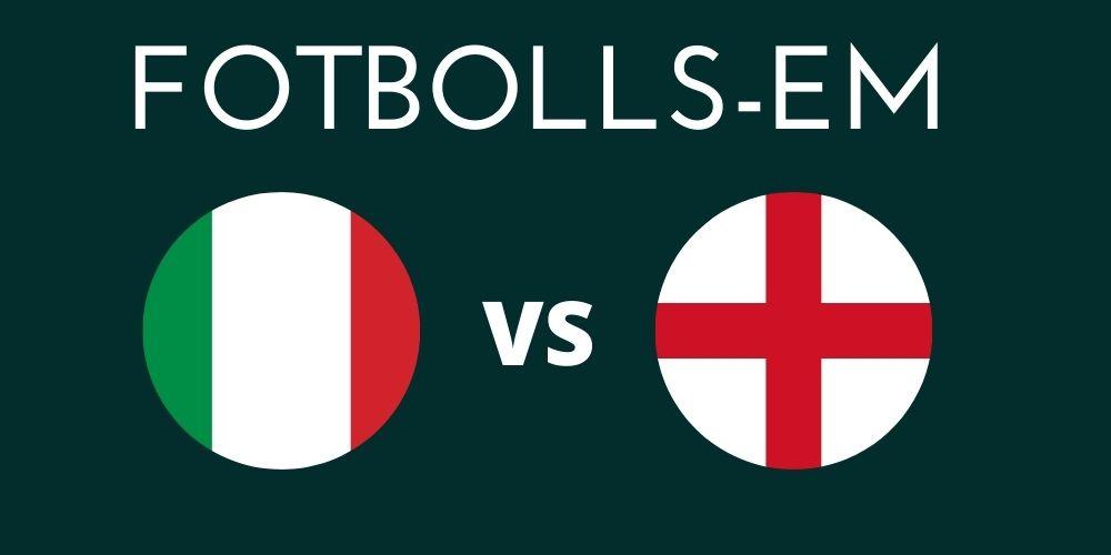 Italien-England